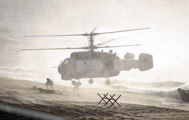 Zapad 2013 -harjoitukseen osallistui huomattavasti enemmän sotilaita kuin mitä Venäjä ilmoitti. Kuva Kaliningradista syyskuulta 2013.
