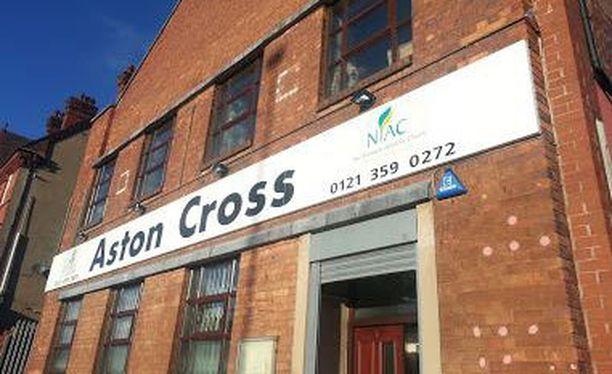 Isku tapahtui New Jerusalem Apostolic Churchissa Birminghamissa.