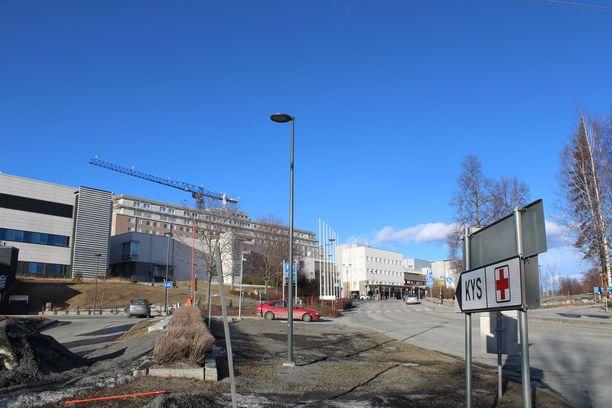 Tapaus sattui kolme ja puoli vuotta sitten Kuopion yliopistollisessa sairaalassa.