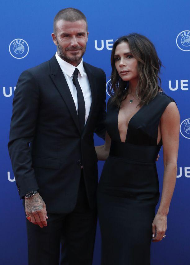 David ja Victoria Beckhamin liitossa on ollut omat alhonsa, mutta vaimon mielestä David on paras mahdollinen kumppani.