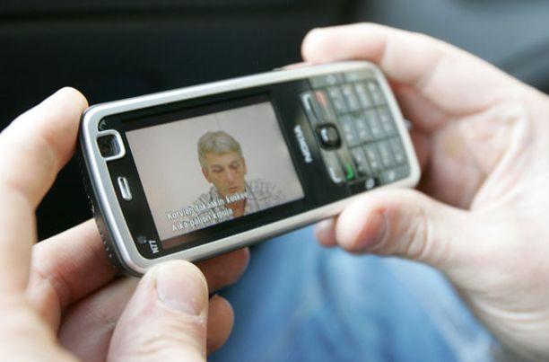 Mobiili-tv ei ole odotuksista huolimatta lyönyt läpi.