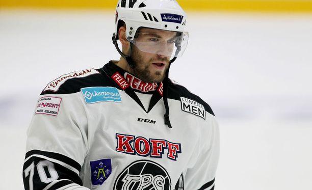 Radek Smolenak on edustanut myös TPS:ää.