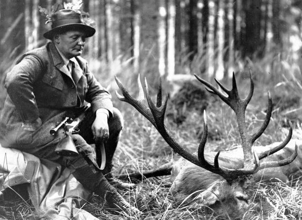 Carinhall ympäristöineen oli Göringille merkityksellinen paikka, jonka hän määräsi poistettavaksi kartoista.