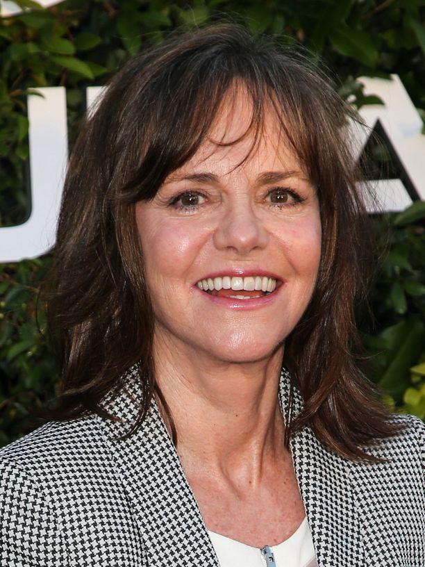 Sally Field oli toissa vuonna Oscar-ehdokkaana elokuvasta Lincoln.