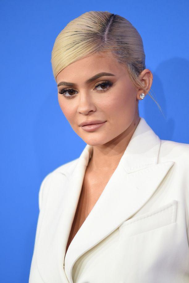 Kylie Jenner MTV Video Music Awards -gaalassa vuonna 2018.