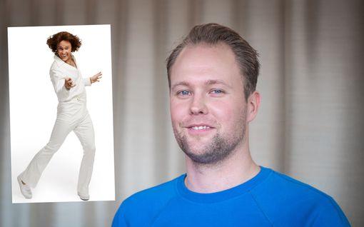 """""""Folke Rundqvist"""" on oikeasti breakdancen maailmanmestari Dennis Nylund"""