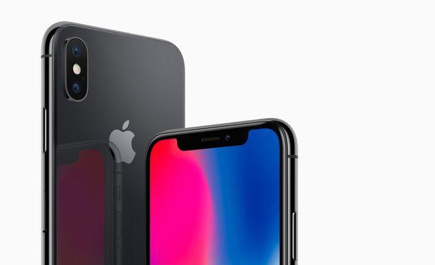 Iphone X:n myynti ei ole mennyt odotetusti.
