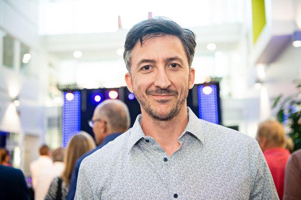 Ivan Puopolo jättää MTV:n.