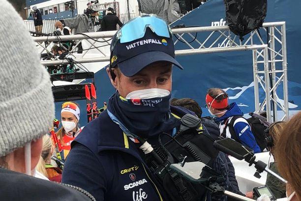 Petter Myhlback otti vastuun huollon epäonnistumisesta ja mitalien ulkopuolelle jäämisestä.