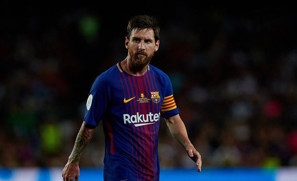 Lionel Messin vuosia vanha temppu nostettiin espanjalaismediassa esille.