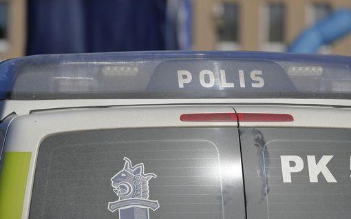 Joensuun törkeästä ryöstöstä epäillyt otettiin kiinni Tampereella