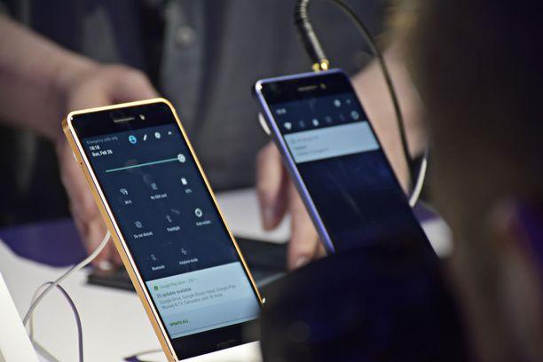 Huhujen mukaan kolmelle nyt julkaistulle Nokia-älypuhelimelle olisi tulossa seuraa pian.