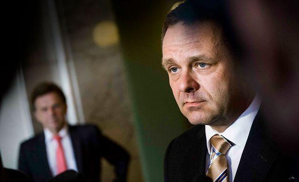Jan Vapaavuori on puhunut suurmoskeijan rakentamista vastaan.