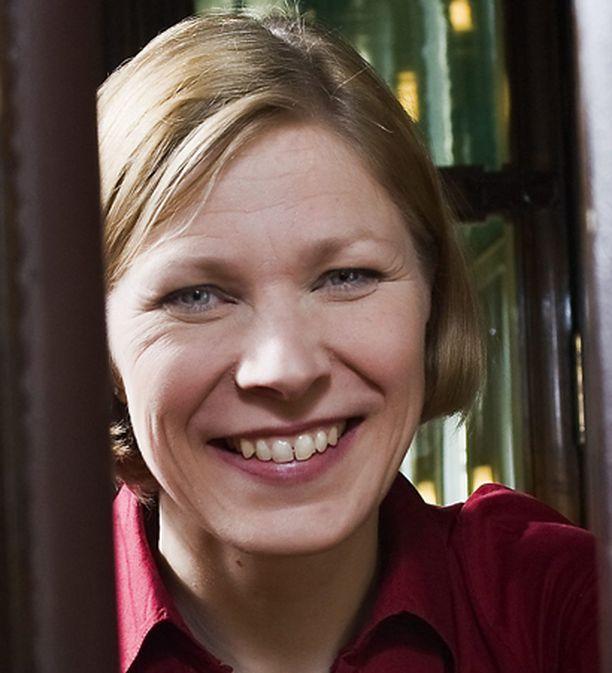 TAUTI ISKI – Koko perheemme on sairastunut tai on sairastanut sikainfluenssan, Marjo Matikainen-Kallström sanoo.