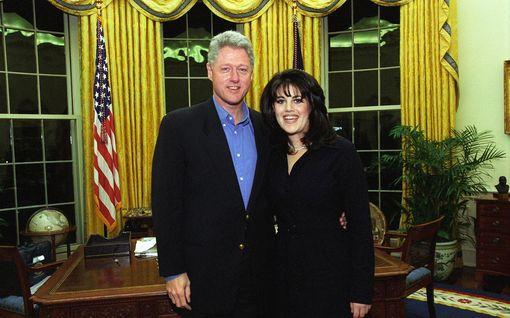 """Bill Clinton avautuu vihdoin Hillaryn pettämisestä Monica Lewinskyn kanssa: """"Tein sen hallitakseni ahdistustani"""""""