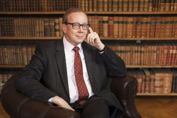 Kansallisarkiston johtaja Jussi Nuorteva tärkeää suomalaisten SS-vapaaehtoisten tutkiminen on kansainvälisen yleisön kannalta.