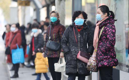 Kiina: Koronavirukseen kuollut 41 ihmistä – tartunnan saaneita yli 1 200