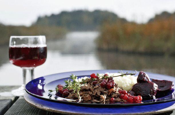 Ilonan toimitus poimi Kotikokin resepteistä neljä riistaruokaa.