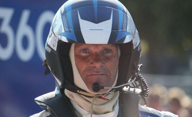 Markus Grönholm on edellinen suomalainen rallin MM-sarjan voittaja.