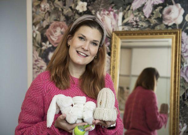 Laura Arffman haluaa vielä tyttärensä Lapin lumille alkuvuonna.