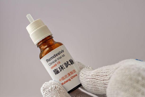 Remdesiviirin kliiniset testit Kiinassa näyttävät epäonnistuneen.