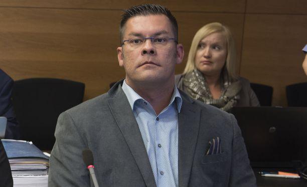 Ilja Janitskinin oikeudenkäynti alkoi Helsingin käräjäoikeudessa 13. kesäkuuta.