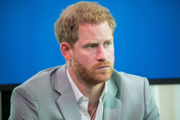 Prinssi Harrylla on nyt kaksi lasta.