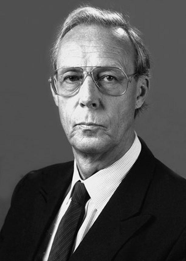 Wärtsilän entinen pääjohtaja Tankmar Horn kuoli perjantaina 93-vuotiaana.