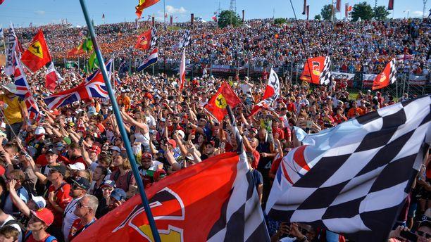 Viime viikonloppuna F1-osakilpailu ajettiin Unkarin Hungaroringillä.