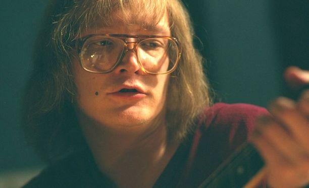 Janne Reinikainen näytteli Rauli Badding Somerjokea vuonna 2000.