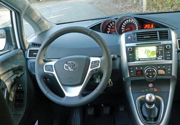 Nokian HERE tulee käyttöön Toch & Go -navigaatiojärjestelmään, joka on integroitu Toyotan kojelautaan.