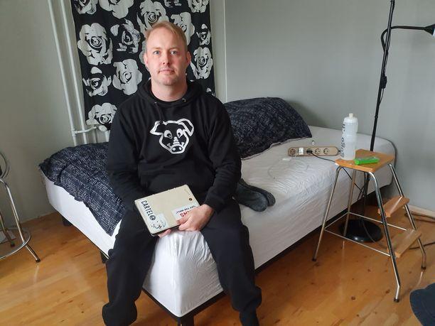 Mikko Saaristo on kiitollinen Suomelle, perheelle ja ystävilleen.