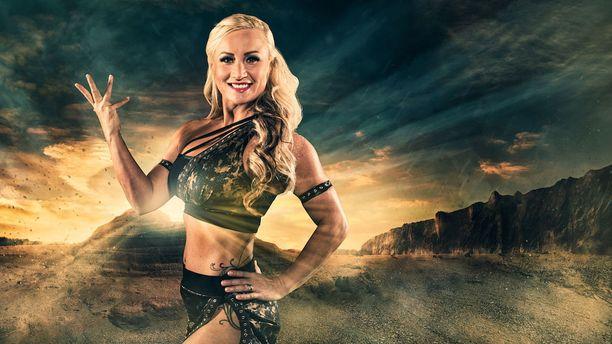 Rita Niemi on nyt Laser.
