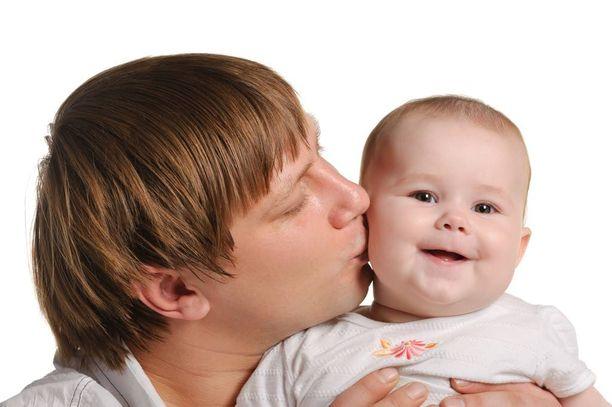 Isän elintavoilla on yllättävän suuri vaikutus lapsen terveyteen.