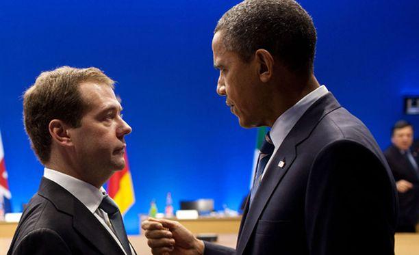 Yhdysvallat laajensi pakotelistaansa Venäjää vastaan.