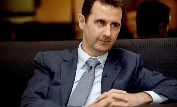 Presidentti Bashar al-Assadin ei uskota osallistuvan tuleviin neuvotteluihin.