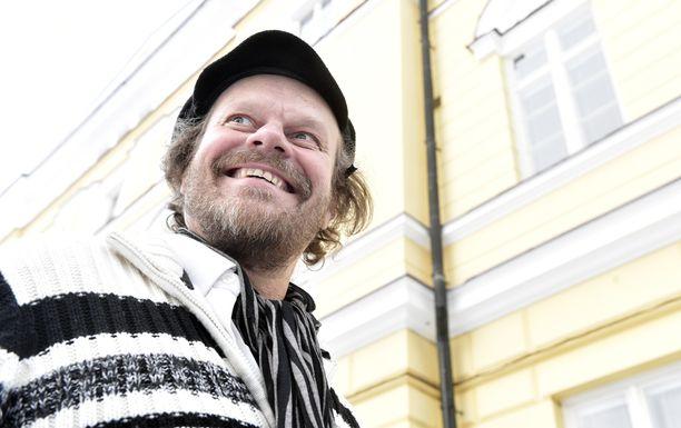 Markus Majaluoma muistetaan myös Hulda ja Jalmari -sarjasta.
