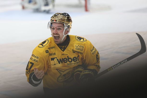 Tomas Zaborsky tuuletti ottelun ainoaa maalia.