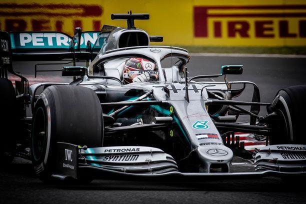 Mercedes on ollut mukana F1-sarjassa tehdastiiminä vuodesta 2010