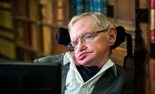 Stephen Hawking vaatii ihmiskunnalta lujaa yhteistyötä.
