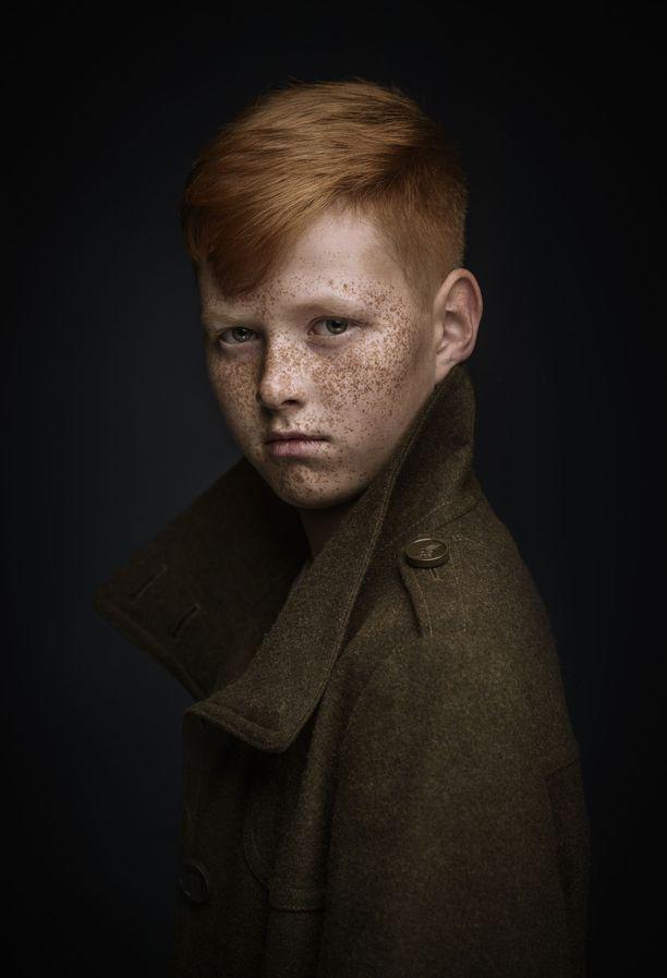 Classical Portrait -sarjan voitti Mikaela Holmberg Hämeenlinnasta.