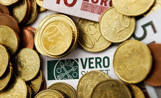 Keskimääräinen veronpalautus on tänä vuonna 658 euroa.