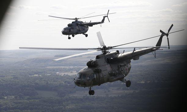 Armeijan Helikopteri