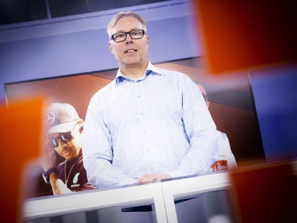 62 GP-starttia vuosina 1989-1994 ajanut Jyrki Järvilehto toimii kaudella 2019 Iltalehden F1-asiantuntijana.