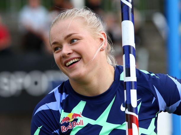 Wilma Murto teki upean paluun kilpakentille Kalevan kisoissa.
