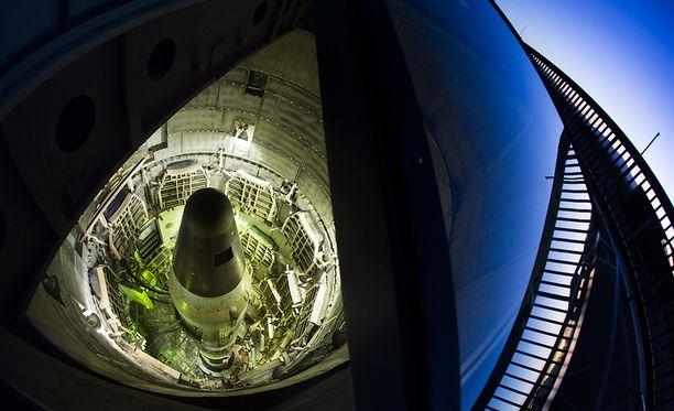 Vanhat mannertenväliset ydinohjukset toimivat aikoinaan pelotteena, mutta niiden käyttö ei ole realistista USA:n uuden puolustusdoktriinin mukaan.