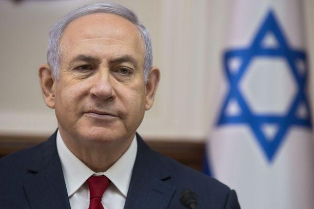 Benjamin Netanjahu totesi Puolassa, että puolalaiset osallistuivat holokaustiin saksalaisten kanssa.
