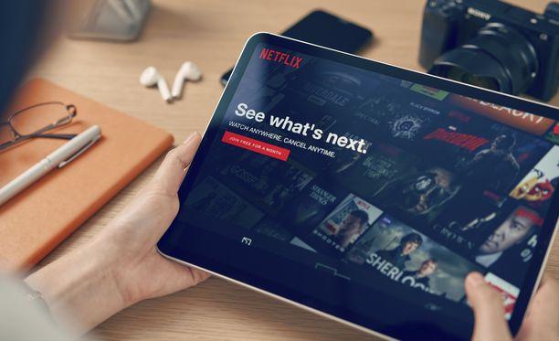Netflix on testannut uutta ominaisuutta Android-laitteilla.