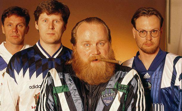 Gösta Sundqvistin (keskellä) perintö elää.