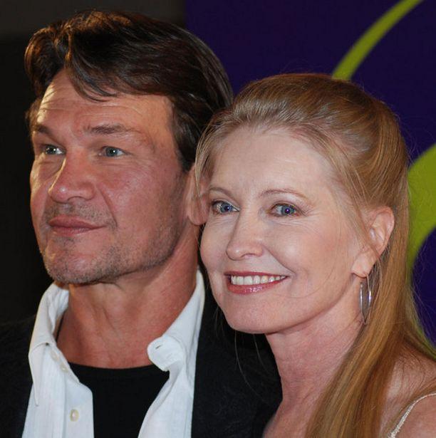 Patrick Swayze ja Lisa Niemi ehtivät olla naimisissa 34 vuotta.